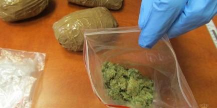200g marihuany na Pradze Północ