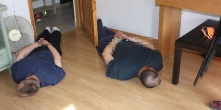 Policjanci rozbili grupę przestępczą! [MOCNE WIDEO]