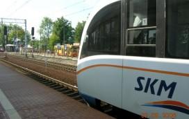 Pociąg śmiertelnie potrącił mężczyznę!